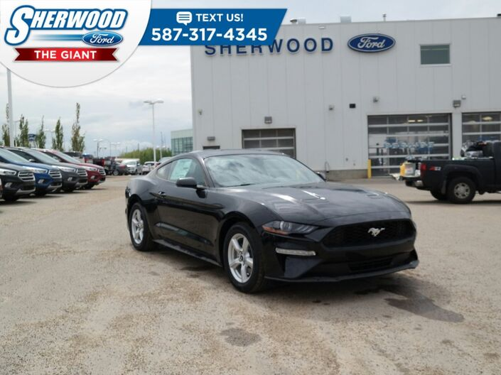 2018 Ford Mustang EcoBoost Sherwood Park AB