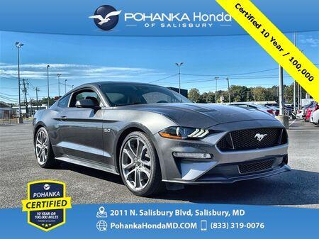 2018_Ford_Mustang_GT Premium 6SPD Manual ** Pohanka Certified 10 year / 100,000_ Salisbury MD