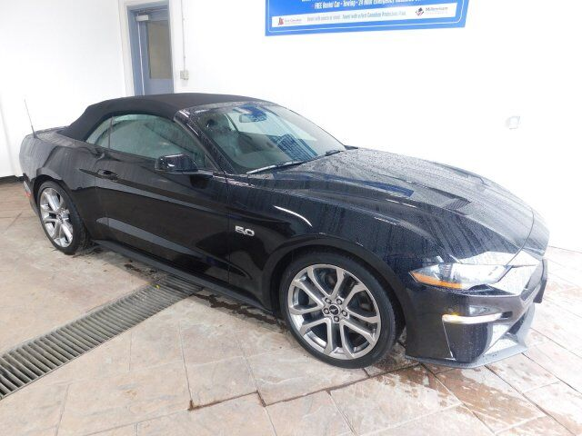 2018 Ford Mustang GT Premium *CONVERTIBLE* LEATHER NAVI Listowel ON
