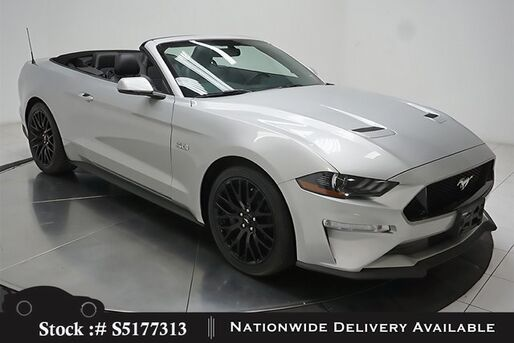 2018_Ford_Mustang_GT Premium Convertible CAM,CLMT STS,19IN WLS_ Plano TX