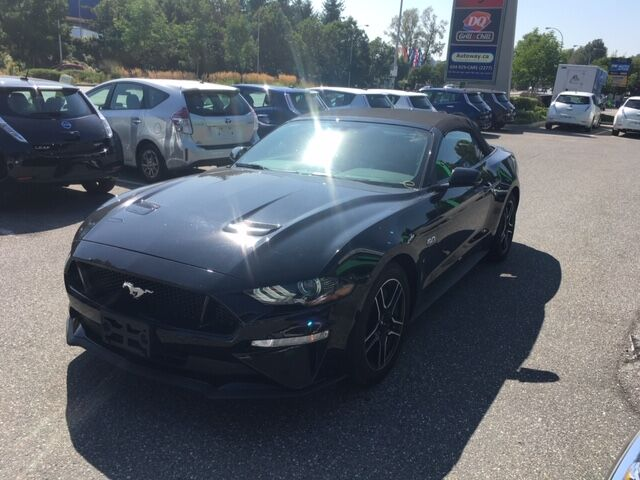 2018 Ford Mustang GT Premium Coquitlam BC