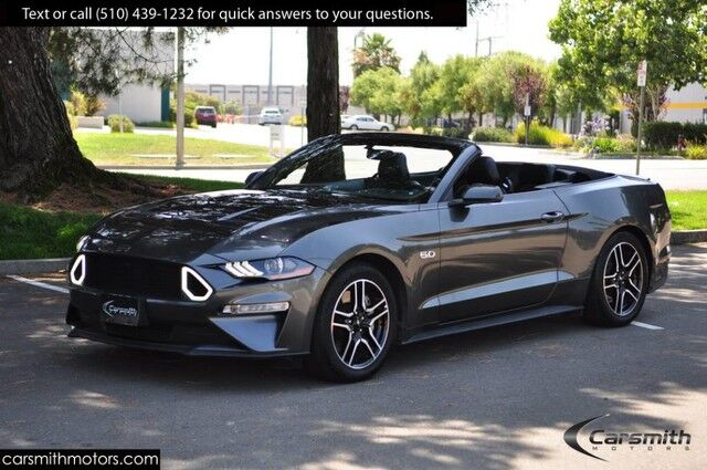 2018 Ford Mustang GT Premium Fremont CA