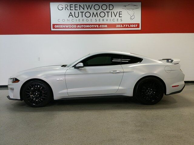 2018 Ford Mustang GT Premium Greenwood Village CO