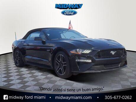 2018 Ford Mustang GT Premium Miami FL