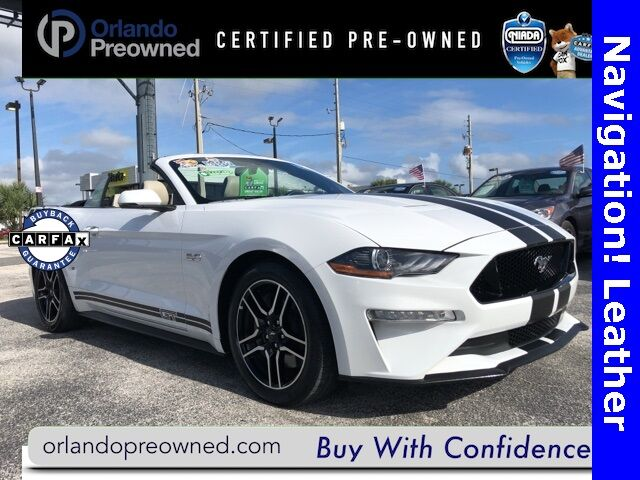 2018 Ford Mustang GT Premium Orlando FL