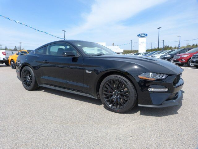 2018 Ford Mustang GT Premium Tusket NS