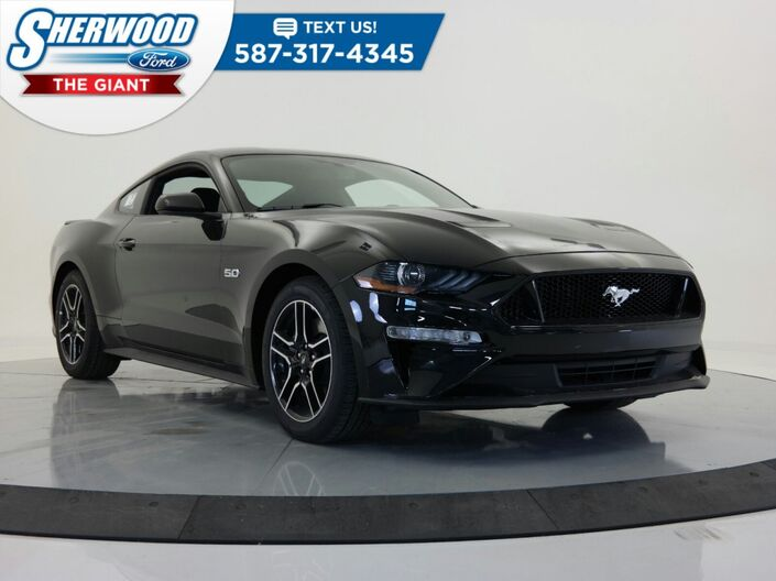 2018 Ford Mustang GT Sherwood Park AB
