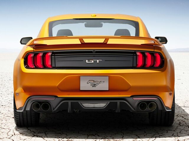 2018_Ford_Mustang_GT_ West Valley City UT