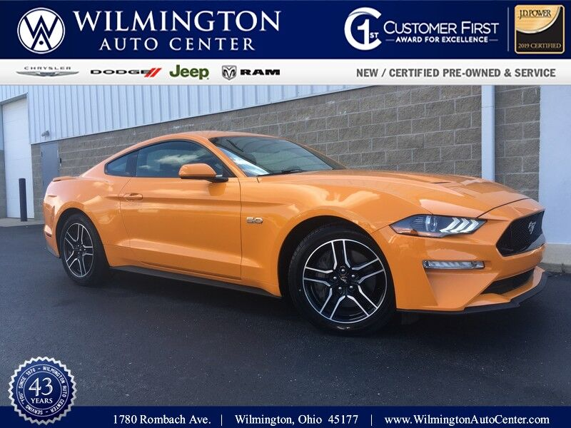 2018 Ford Mustang GT Wilmington OH