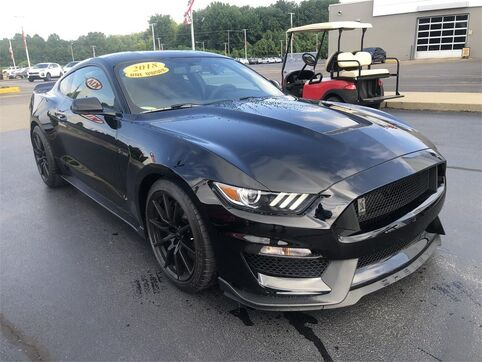 2018_Ford_Mustang_SHELBY GT350 FASTBACK_ Evansville IN