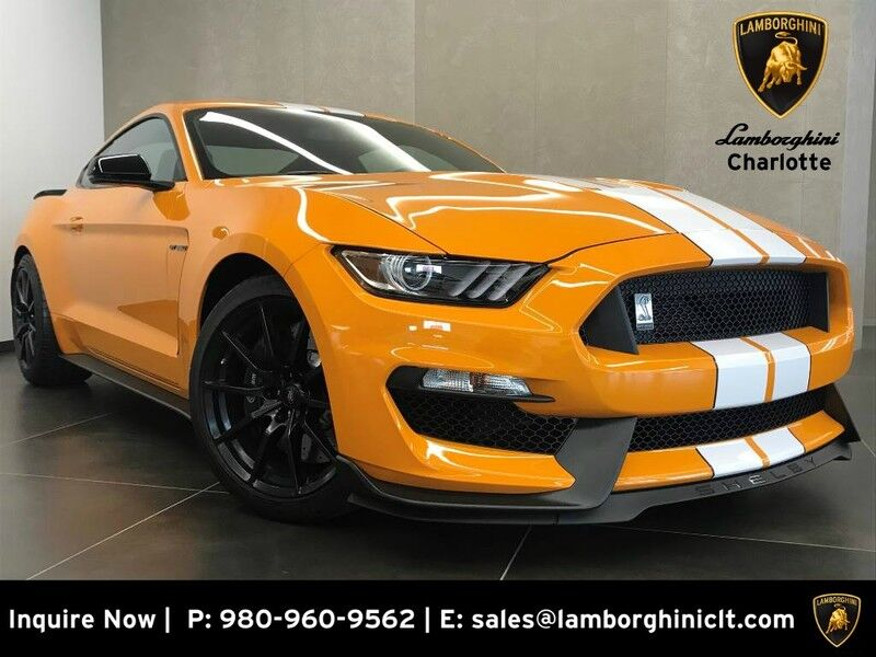 2018_Ford_Mustang_Shelby GT350_ Charlotte NC