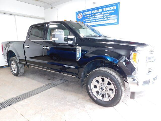 2018 Ford Super Duty F-250 SRW KING RANCH CREW LEATHER NAVI SUNROOF Listowel ON