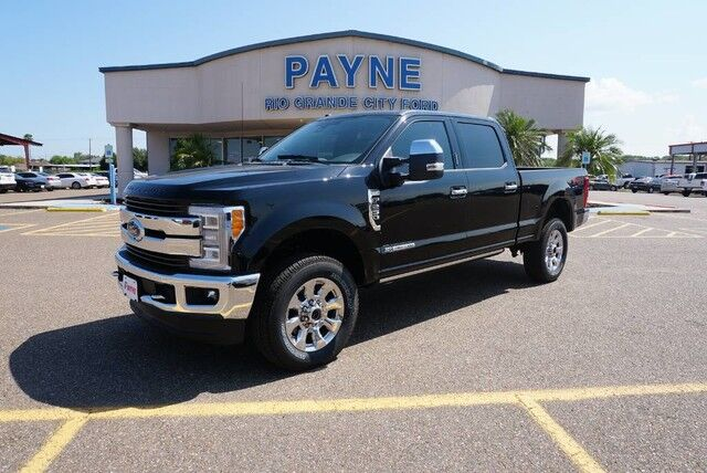 2018 Ford Super Duty F-250 SRW King Ranch Weslaco TX