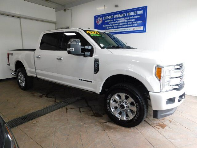 2018 Ford Super Duty F-250 SRW PLATNIUM LEATHER NAVI *DIESEL* Listowel ON