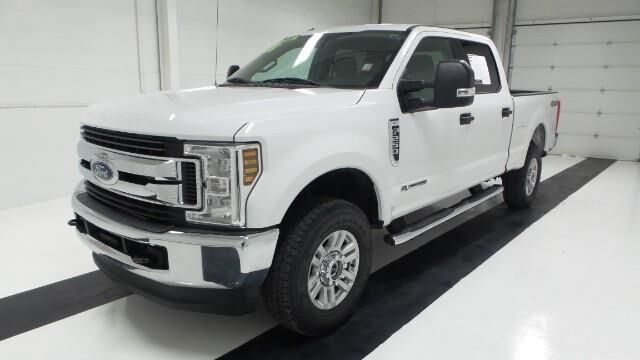 2018 Ford Super Duty F-250 SRW XL 4WD Crew Cab 6.75' Box Topeka KS