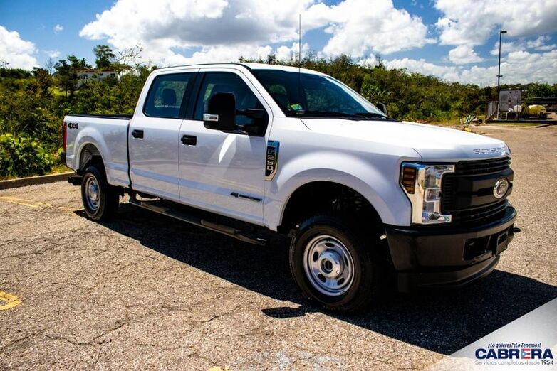 2018 Ford Super Duty F-250 SRW XL Arecibo PR