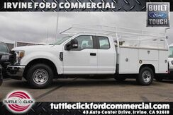 2018_Ford_Super Duty F-250 SRW_XL Harbor 8' Utility Body Gas_ Irvine CA