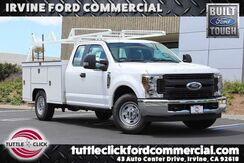 2018_Ford_Super Duty F-250 SRW_XL Scelzi 8' Utility Body Gas_ Irvine CA