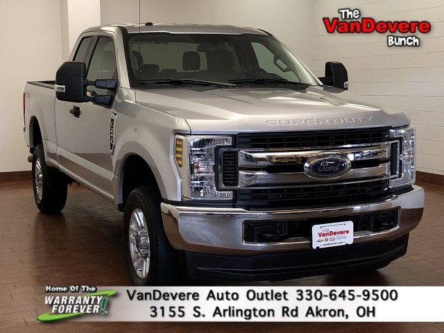 2018 Ford Super Duty F-250 SRW XLT Akron OH