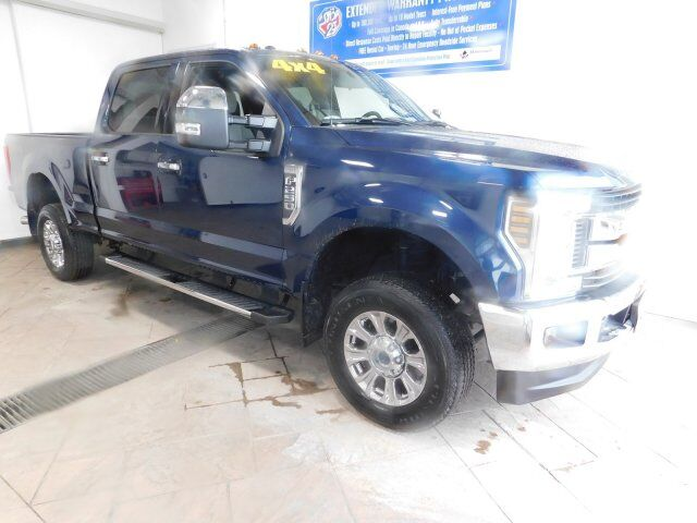 2018 Ford Super Duty F-250 SRW XLT CREW CAB 4WD NAVI Listowel ON