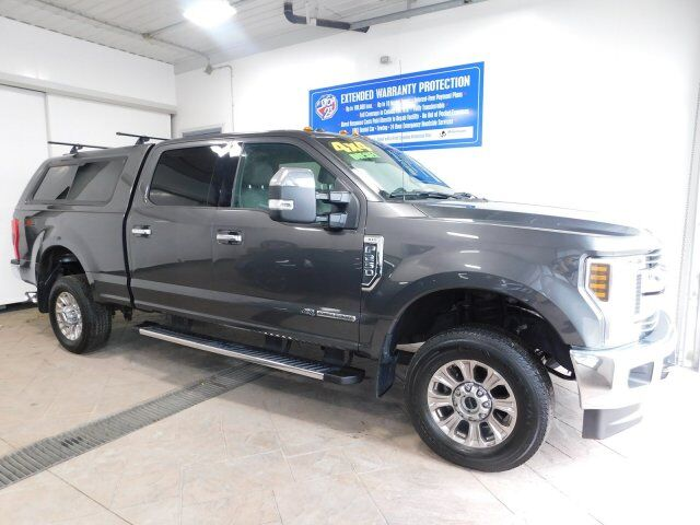 2018 Ford Super Duty F-250 SRW XLT CREW NAVI *DIESEL* Listowel ON