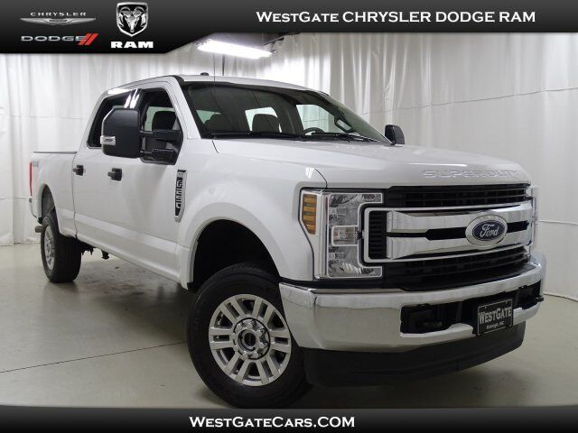 2018 Ford Super Duty F-250 SRW XLT Raleigh NC