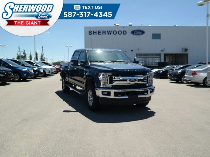 2018 Ford Super Duty F-250 SRW XLT Sherwood Park AB