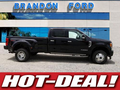 2018 Ford Super Duty F-350 DRW Limited Tampa FL