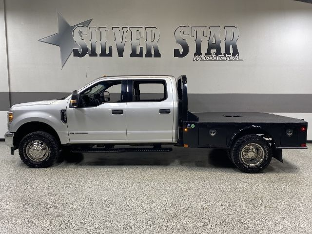 2018 Ford Super Duty F-350 DRW XLT 4WD DRW FlatBed Powerstroke Dallas TX