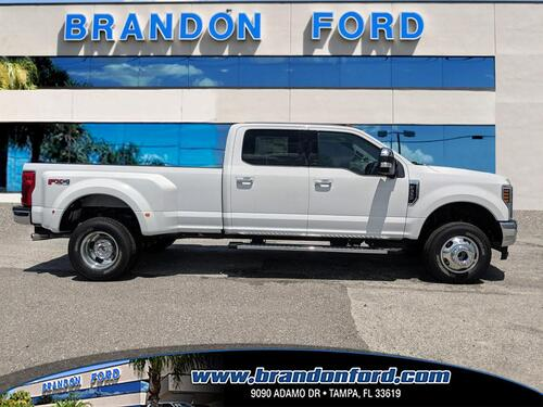 2018 Ford Super Duty F-350 DRW XLT Tampa FL