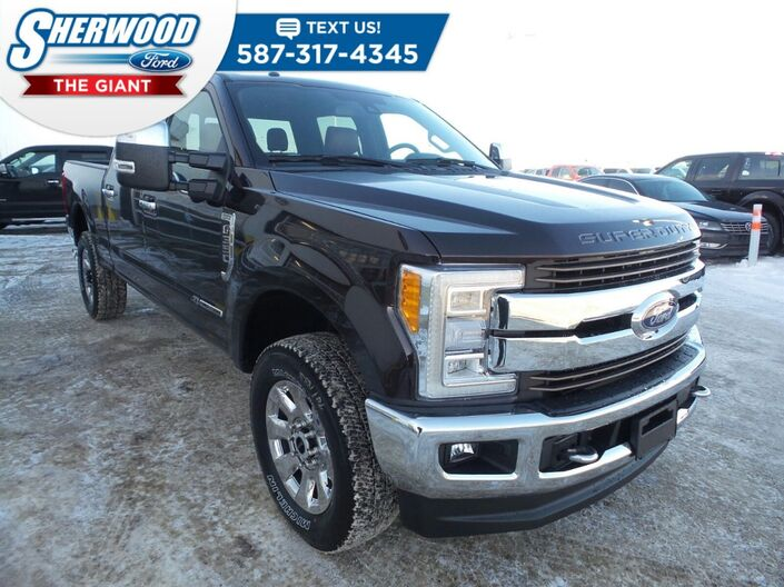 2018 Ford Super Duty F-350 SRW King Ranch Sherwood Park AB
