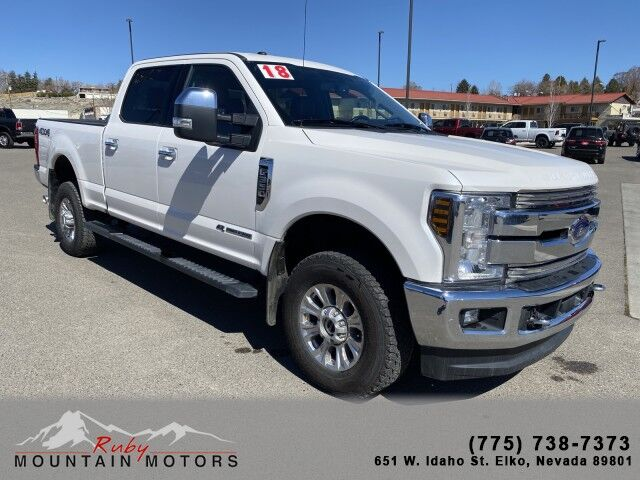 2018_Ford_Super Duty F-350 SRW_LARIAT_ Elko NV