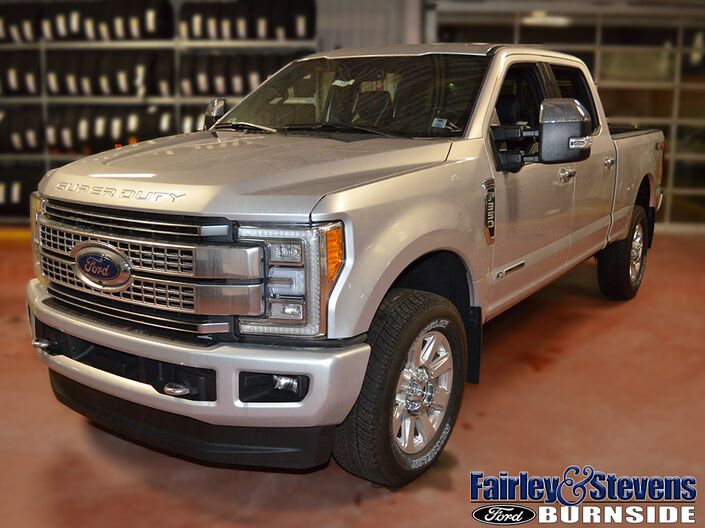 2018 Ford Super Duty F-350 SRW Platinum Dartmouth NS