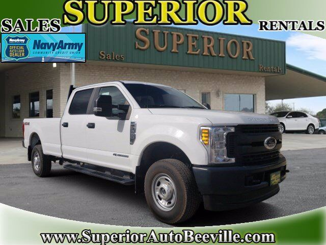 2018 Ford Super Duty F-350 SRW XL Beeville TX
