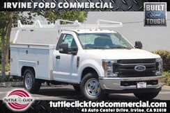 2018_Ford_Super Duty F-350 SRW_XL Scelzi 9' Utility Body Gas_ Irvine CA