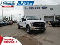 Ford Super Duty F-350 SRW XL 2018