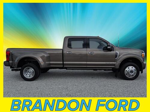 2018 Ford Super Duty F-450 DRW  Tampa FL