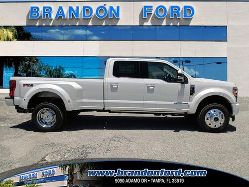 2018 Ford Super Duty F-450 DRW Limited Tampa FL