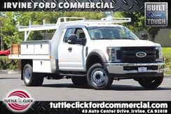 2018_Ford_Super Duty F-450 DRW_XL Harbor 12' Contractor Body V-10_ Irvine CA
