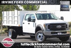 2018_Ford_Super Duty F-450 DRW_XL Harbor 12' Dump Truck V-10_ Irvine CA