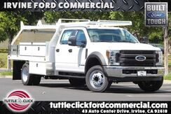 2018_Ford_Super Duty F-450 DRW_XL Scelzi 12' Contractor Body Diesel_ Irvine CA