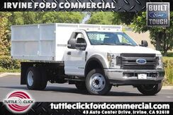 2018_Ford_Super Duty F-450 DRW_XL Scelzi 12' Dump Bed Diesel_ Irvine CA
