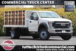 2018_Ford_Super Duty F-450 DRW_XL Scelzi 12' Stake Bed Diesel_ Irvine CA