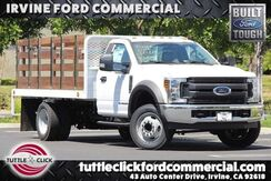 2018_Ford_Super Duty F-550 DRW_XL Scelzi 12' Stake Bed Diesel_ Irvine CA