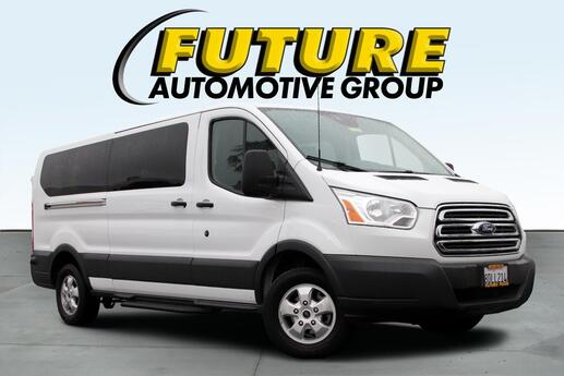 2018 Ford TRANSIT-350 3D Low Roof Wagon Roseville CA