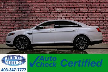 2018_Ford_Taurus_AWD SHO Leather Roof Nav BCam_ Red Deer AB