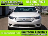 2018 Ford Taurus Limited -AWD- HEATED AND COOLED LEATHER - BLIND ZONE DETECTION Lethbridge AB