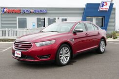 2018_Ford_Taurus_Limited_  TX