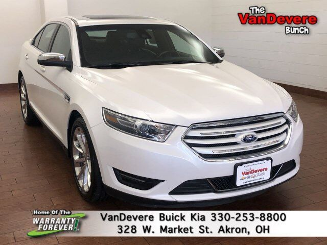 2018 Ford Taurus Limited Akron OH