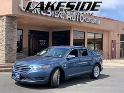 2018_Ford_Taurus_Limited FWD_ Colorado Springs CO